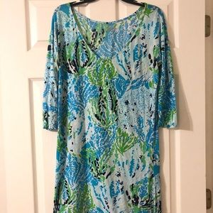 Lilly Pulitzer Eliza Dress - Let's Cha Cha